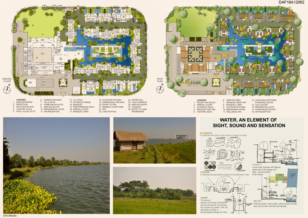 Eco Resort By Salient, Studio For Architecture Landscape Interior & Enterprise Pvt. Ltd.