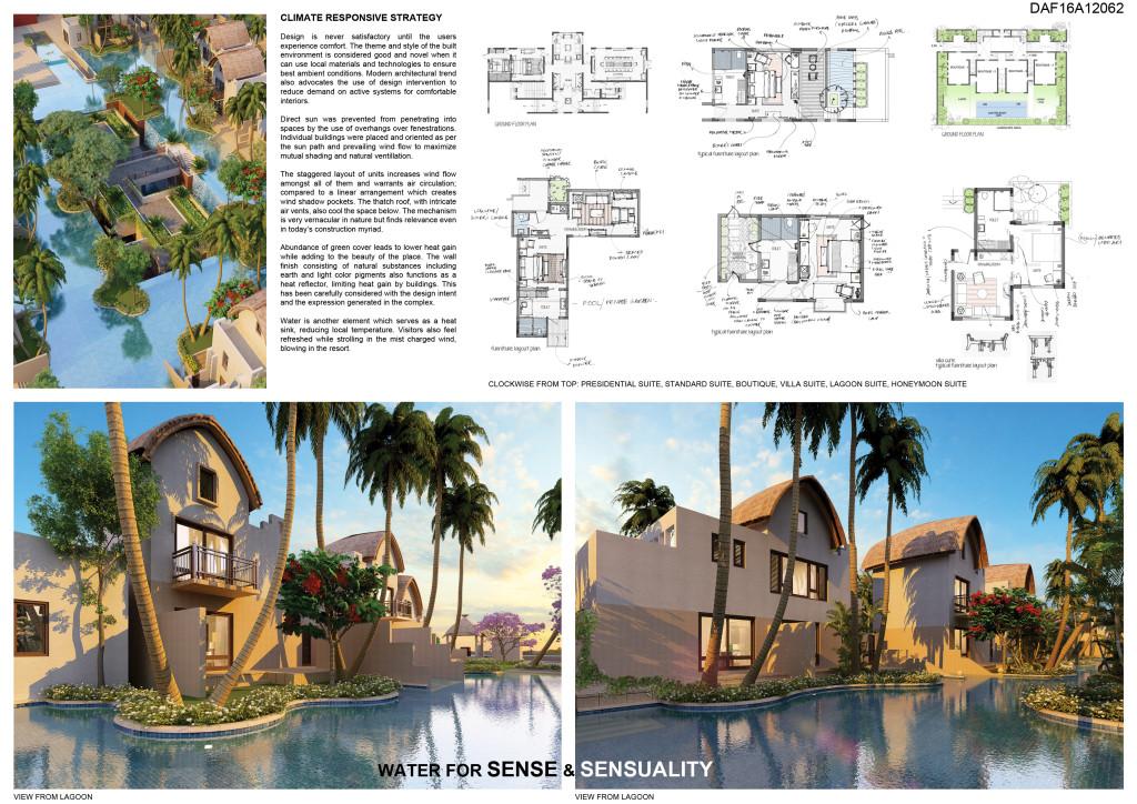Eco Resort By Salient, Studio For Architecture Landscape Interior & Enterprise Pvt. Ltd.