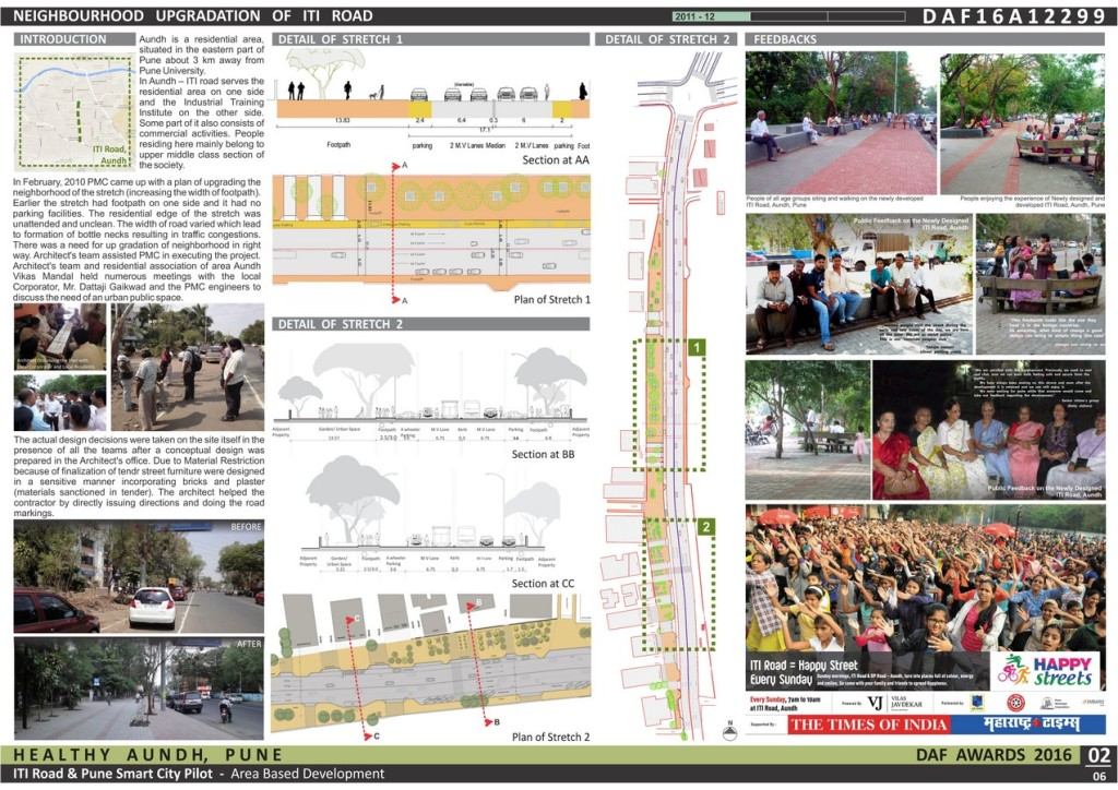 Iti Street - Smart City - Healthy Aundh Pune (2)