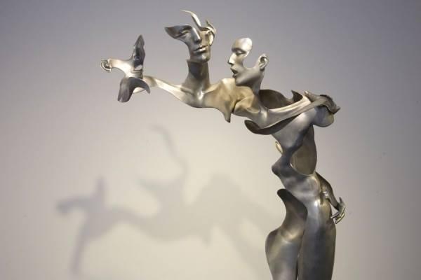Dissolving Figurative Sculptures - Sheet1