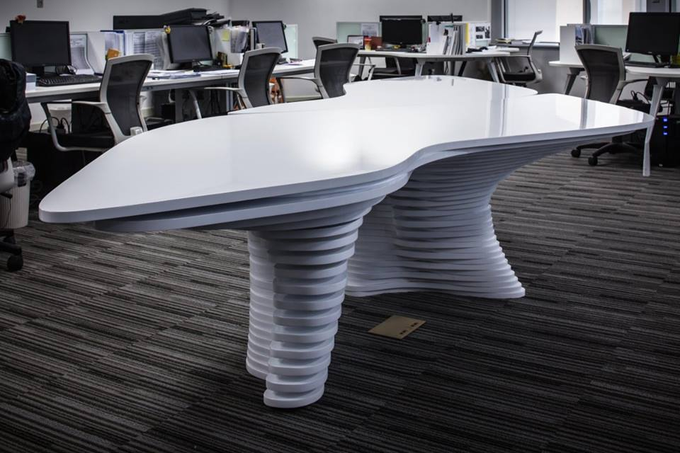 Awesome Sculptural Office Furniture - Sheet5