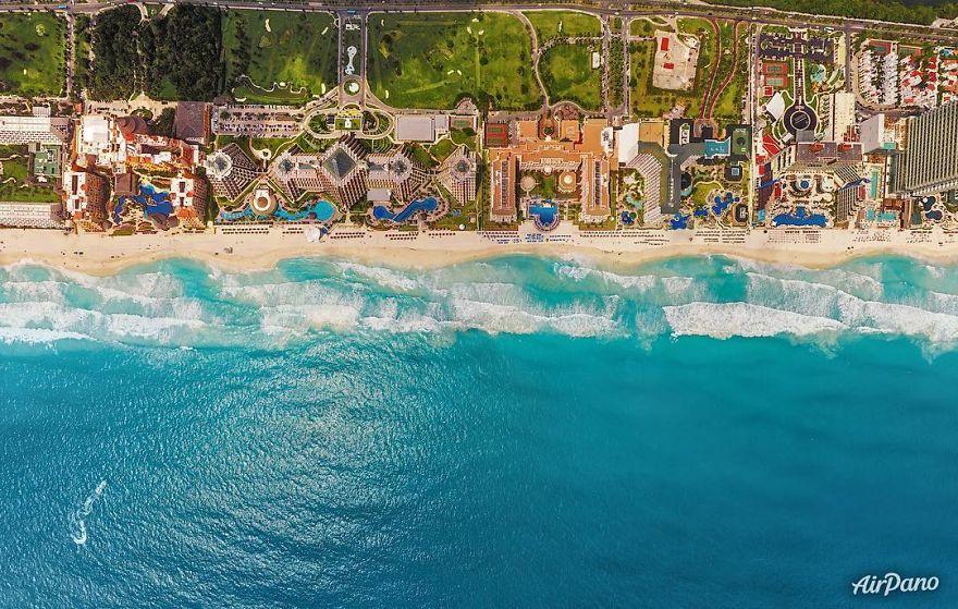 12. Cancun, Mexico