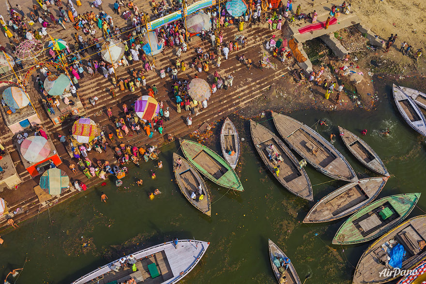 20 Great Cities Like You've Probably Never Seen Them Before - Varanasi, India