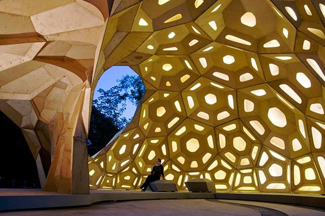Amazing Design ICD/ITKE Research Pavilion - Sheet8