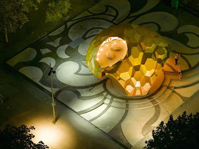 Amazing Design ICD/ITKE Research Pavilion - Sheet9
