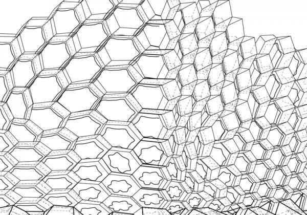Awesome Digital Tectonics Robotically Milled Wall By Carnegie Mellon University - Sheet4