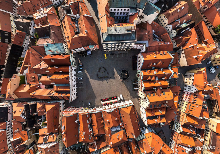 20 Great Cities Like You've Probably Never Seen Them Before - Ceský Krumlov, Czech Republic