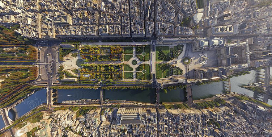 20 Great Cities Like You've Probably Never Seen Them Before - Paris, France
