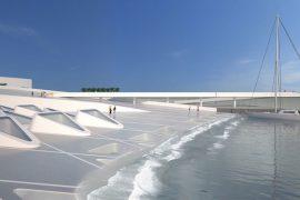 DMMRC – Dubai Maritime Museum & Research Center By Niko Kapa Architects
