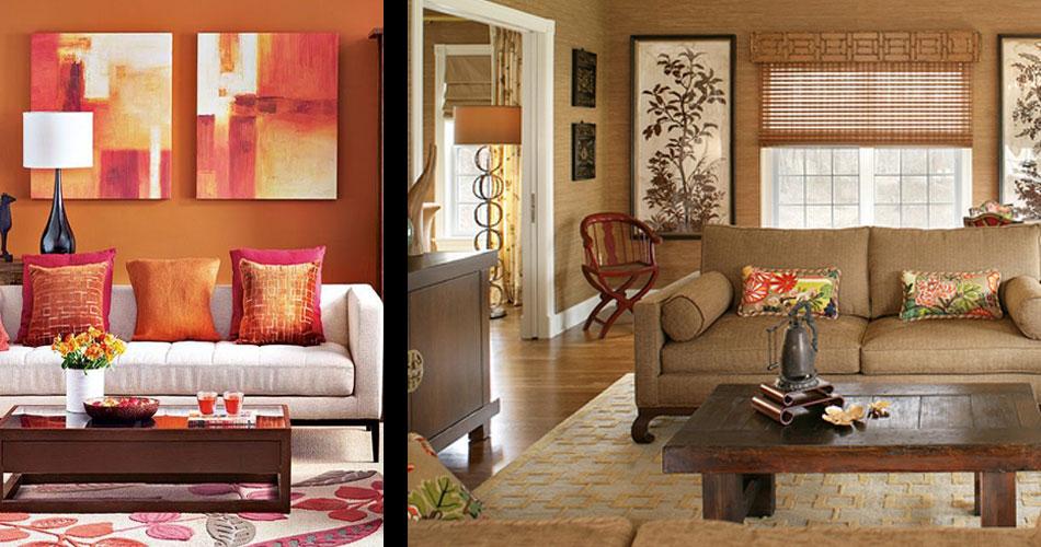 10 Elegant Living Room Color Schemes