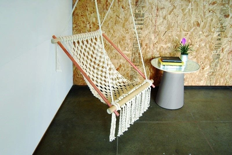 Beautiful and Stylish Rope Projects - Macrame Hammock Chair