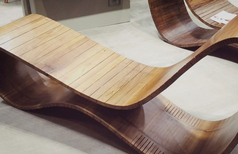 Smart Lounger By Studio Symbiosis