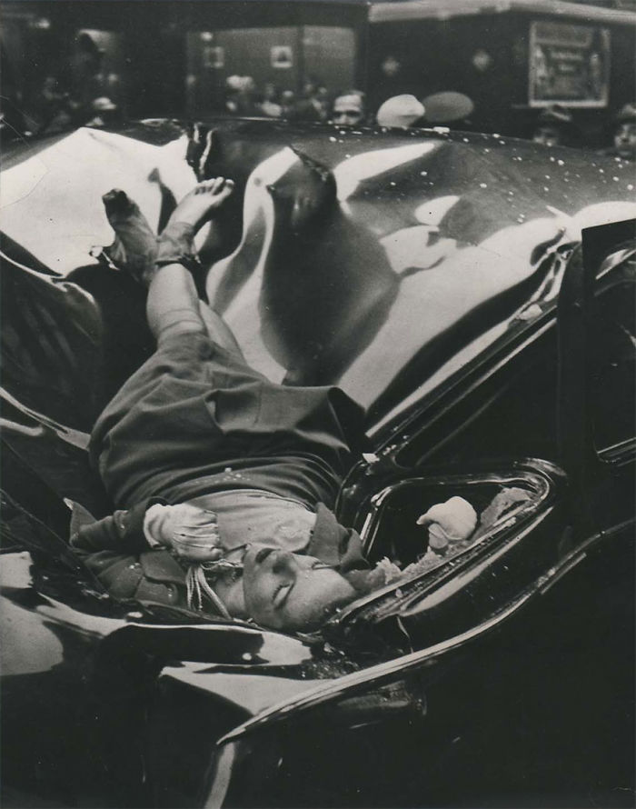 The Most Beautiful Suicide – Evelyn Mchale Leapt To Her Death From The Empire State Building, 1947