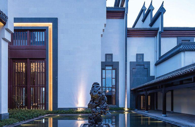 Wanda Vista Hefei By B+H Architects