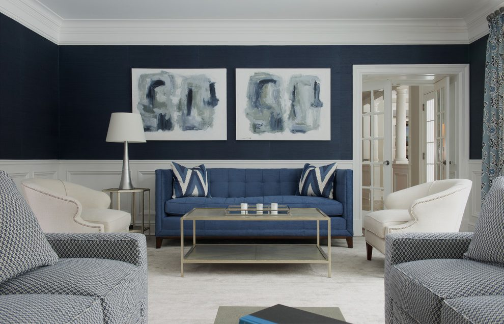 10 Elegant Living Room Color Schemes - Rustic Elements