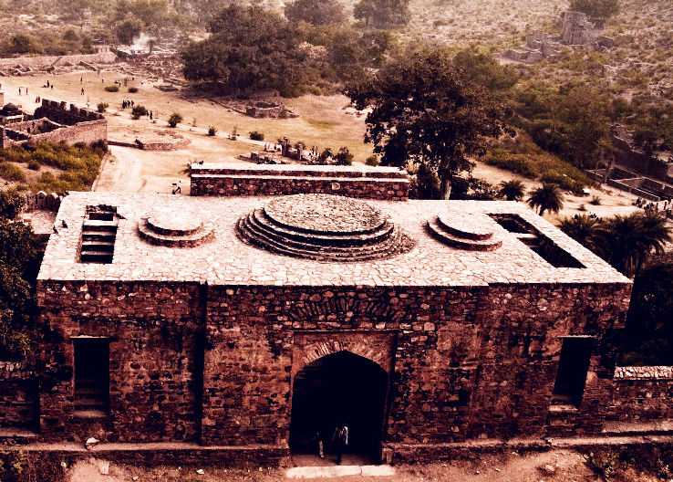Most Haunted Cities In The World You've Probably Never Heard Of - Bhangarh Fort Rajasthan, India