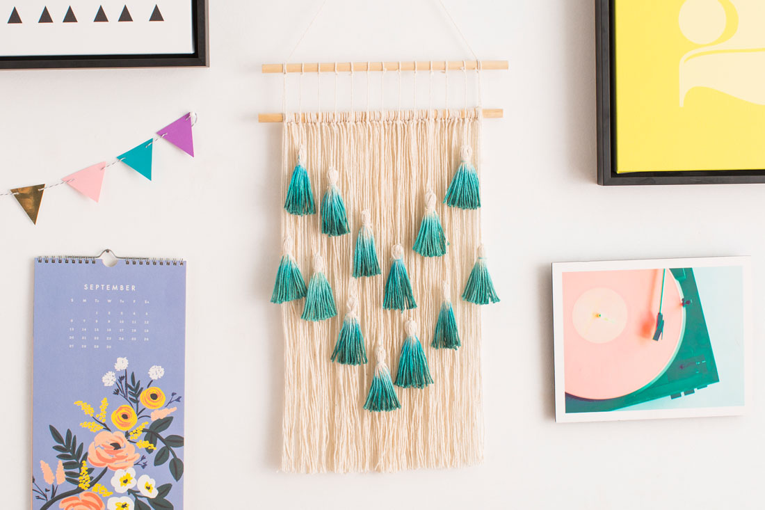 Beautiful and Stylish Rope Projects - Rope Wall Hangings