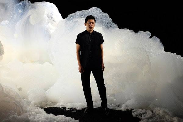 Kohei Nawa's Foam Installation Created A Cloud-like Landscape of Soapy Bubbles - Sheet1