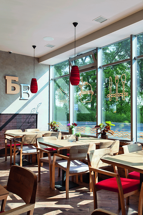 """Borsh & Burger"" A New Cafe Near Kiev - Sheet3"