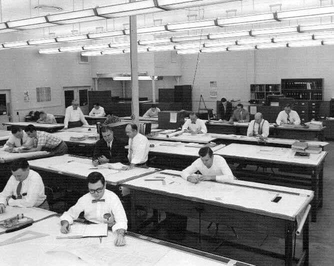 Architects Engineers Before Auto CAD Software - Sheet2
