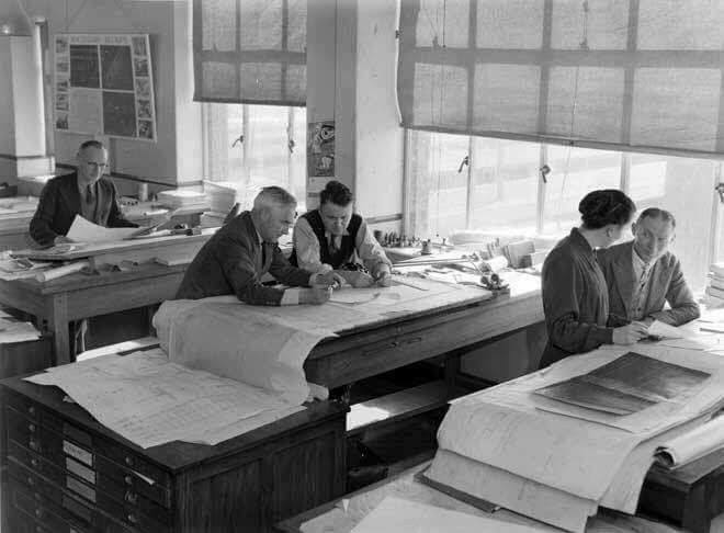 Architects Engineers Before Auto CAD Software - Sheet5