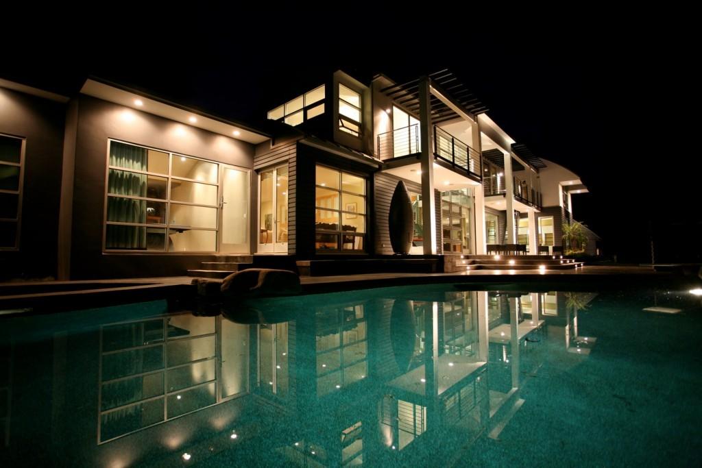 Modern Residence in La Canada Flintridge by James V. Coane (12) (Copy)