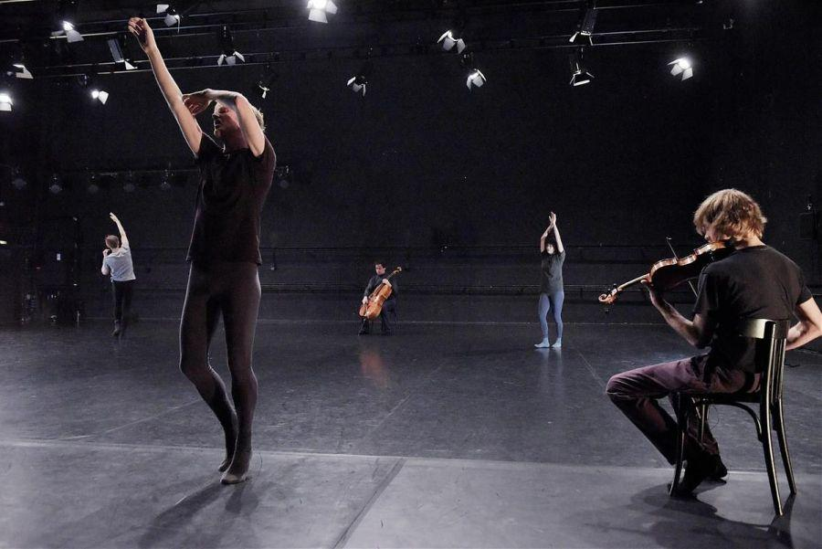 5 Events At The Malta Festival in Poznan, Which Can Not Be Missed - Laurent Chetouane: 'Khaos' - dance
