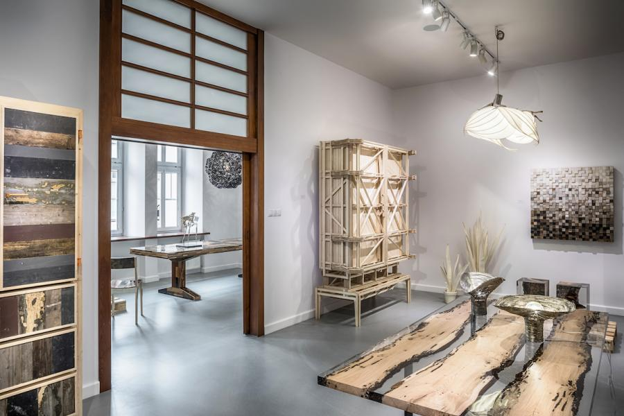 The 5 Best Designers Creating Unique Wood Projects On Display In Poland - Sheet2