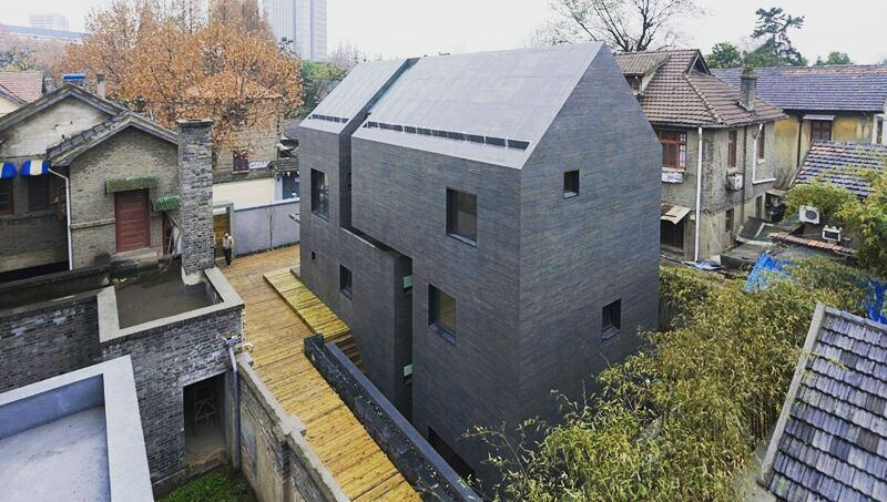 Concrete Slit House By AZL Architects - Sheet2