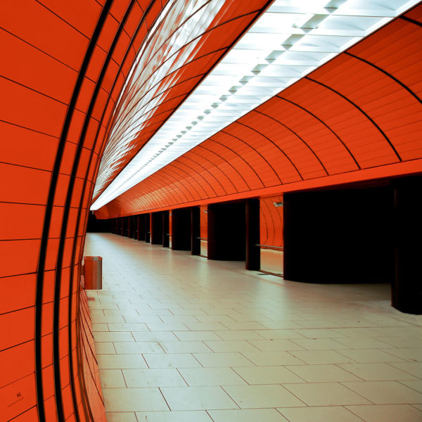 These 10 Metro Station Designs Will Take You To Another Universe - Marienplatz Station, Munich, Germany