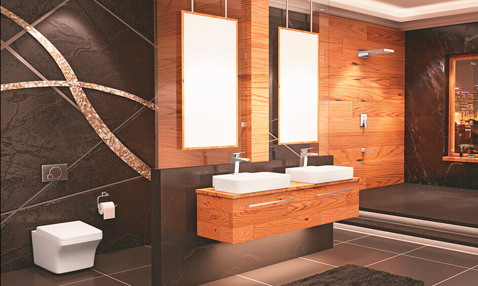 Transform Your Bathroom Into A Heaven Of Well Being By Hindware Rethinking The Future Rtf