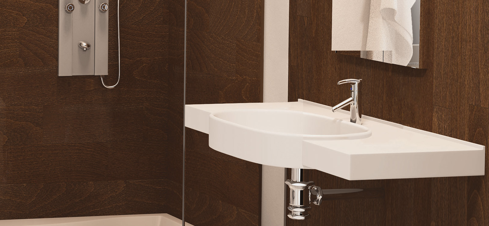 Transform Your Bathroom Into A Heaven Of Well Being By
