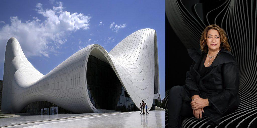20 Greatest Architects / Best Architects In The World- zaha hadid