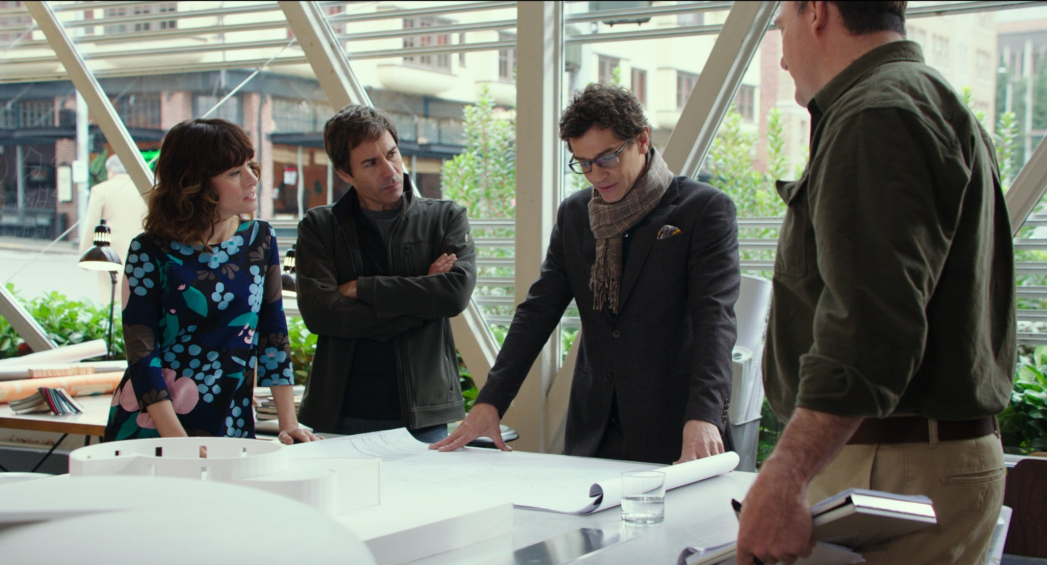 Future for Architects In The Hollywood & Bollywood Film Industry - The Architect2016