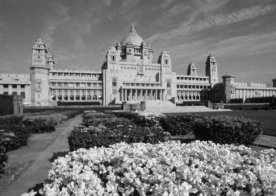 A journey of 100 years of Architecture in India | Part 01 - 1929-44 Umaid Bhawan palace Jodhpur