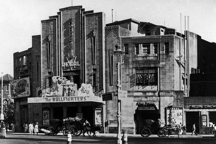 A journey of 100 years of Architecture in India | Part 01 - 1930-34 The Regal Bombay