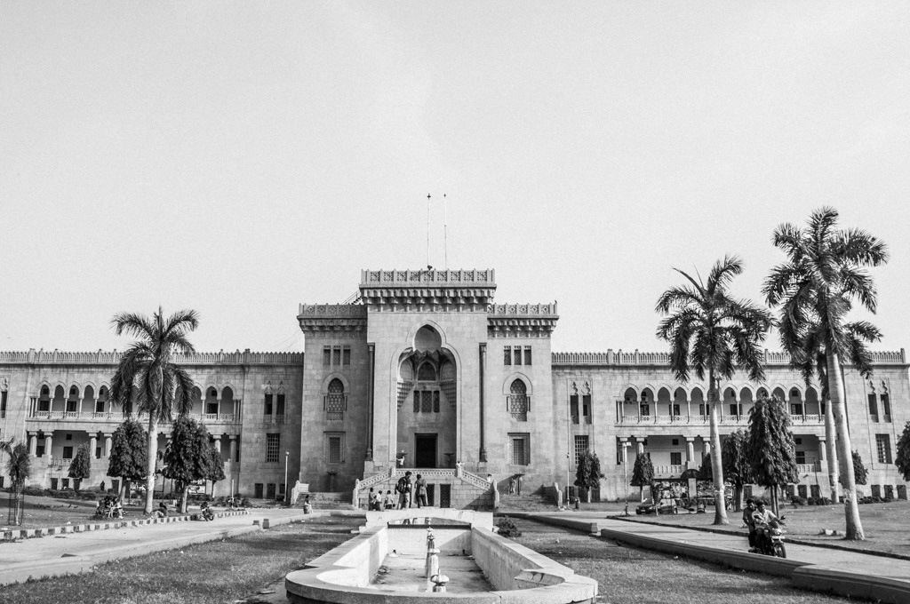 A journey of 100 years of Architecture in India | Part 01 - 1934 The College of Arts Building at Osmania University Hyderabad