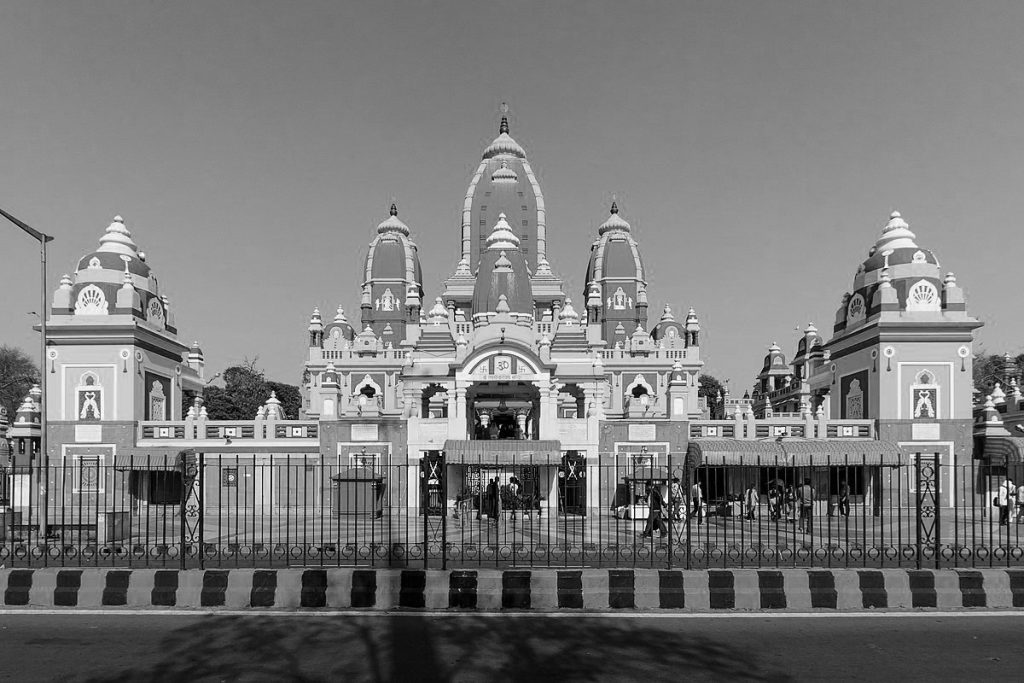 A journey of 100 years of Architecture in India | Part 01 - 1938-39 Birla temple Delhi