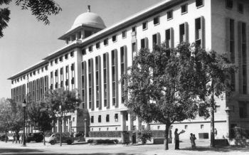 A journey of 100 years of Architecture in India | Part 02 - 1957 Udyog Bhavan New Delhi