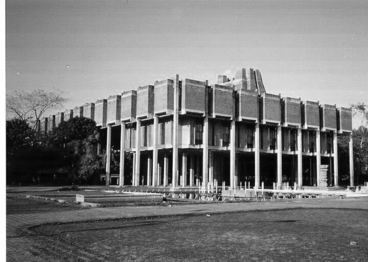 A journey of 100 years of Architecture in India | Part 02 - 1959-66 Indian Institute Of Technology, Kanpur