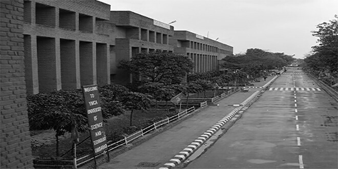 A journey of 100 years of Architecture in India | Part 02 - 1966-197-Y-M-C-A-Institute-of-Engineering