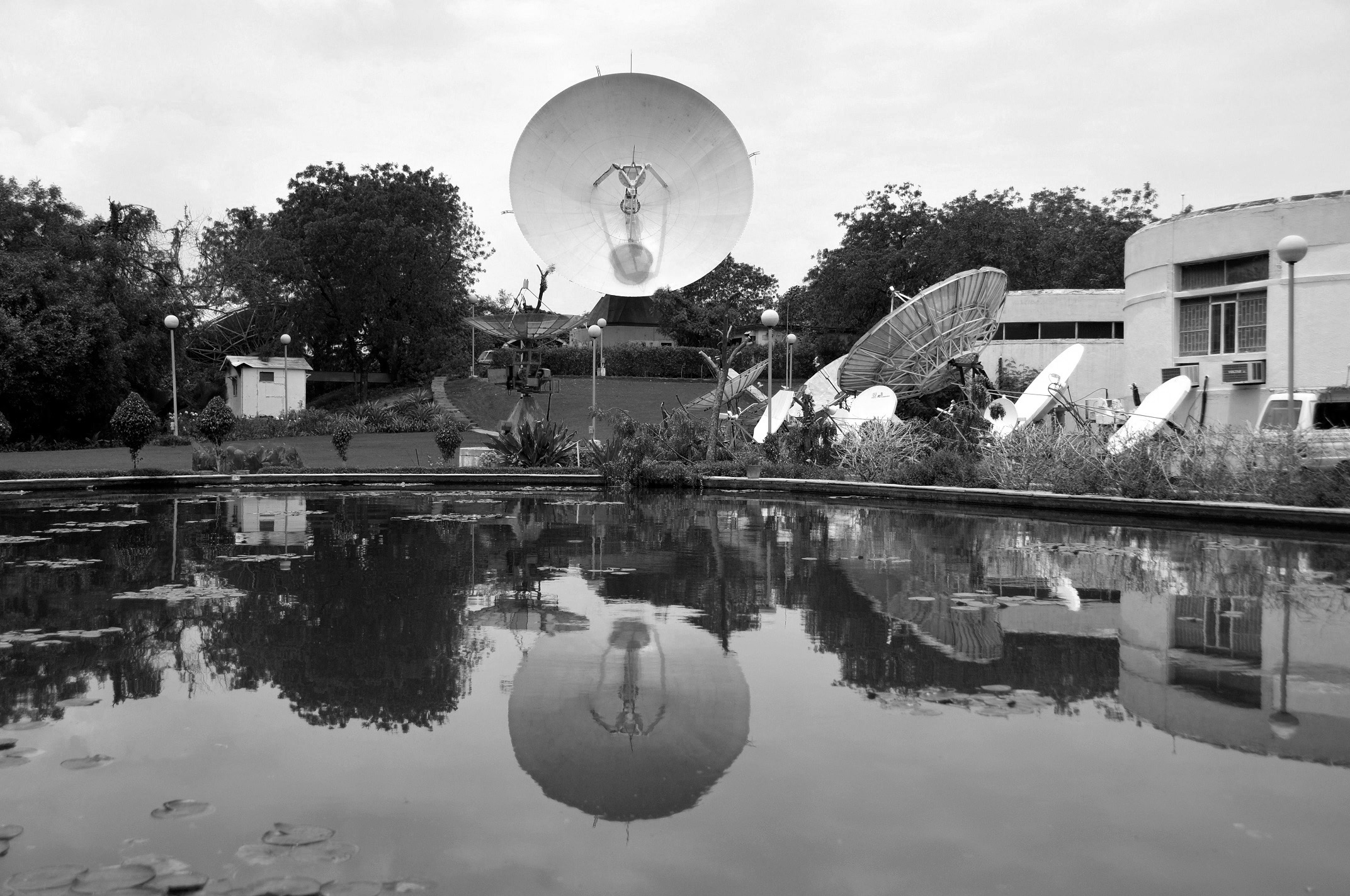 A journey of 100 years of Architecture in India | Part 02 - 1967-78 Space Applications Centre Ahmedabad