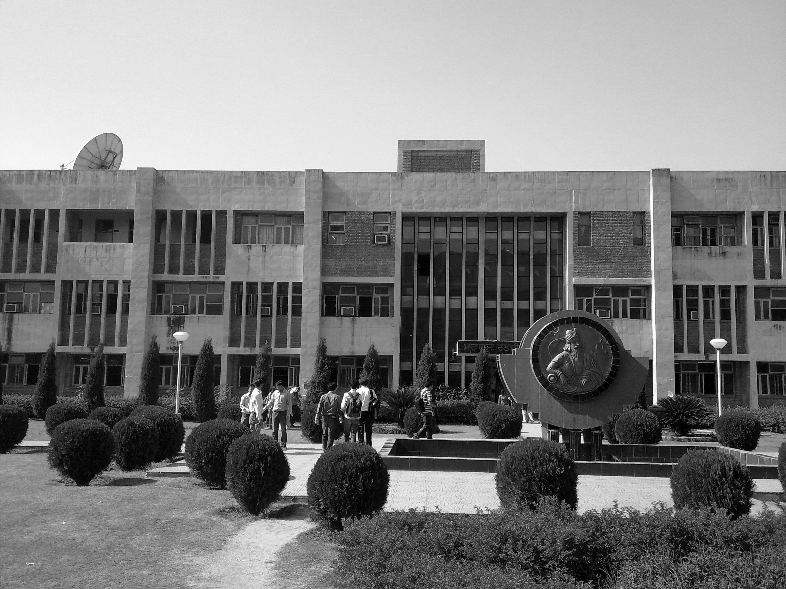 A journey of 100 years of Architecture in India   Part 02 - 1970-85 Guru Nanak Dev University, Amritsar