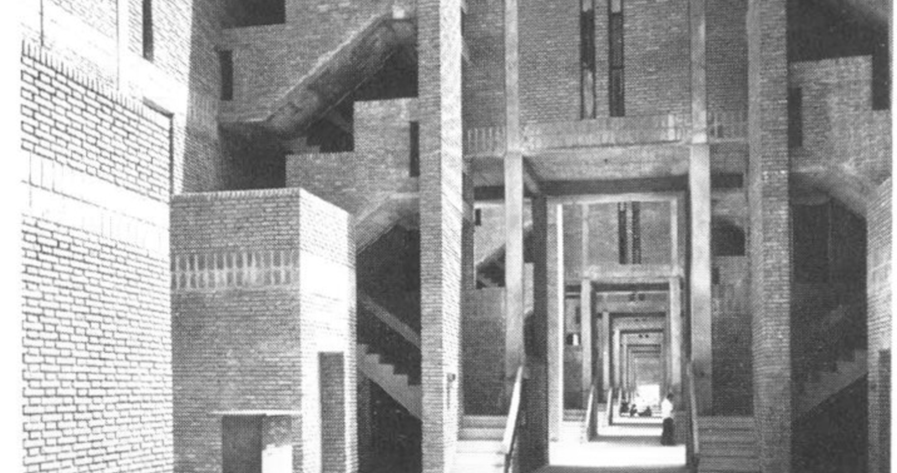 A journey of 100 years of Architecture in India   Part 02 - 1971-1976-Housing-at-Malviya-Nagar