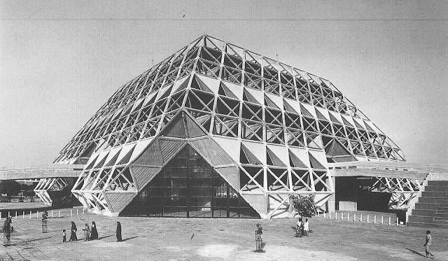 A journey of 100 years of Architecture in India   Part 02 - 1971-72 Permanent Exhibition Complex, New Delhi