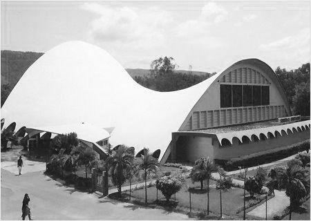 A journey of 100 years of Architecture in India   Part 02 - 1971-78 University Auditorium, Tirupati
