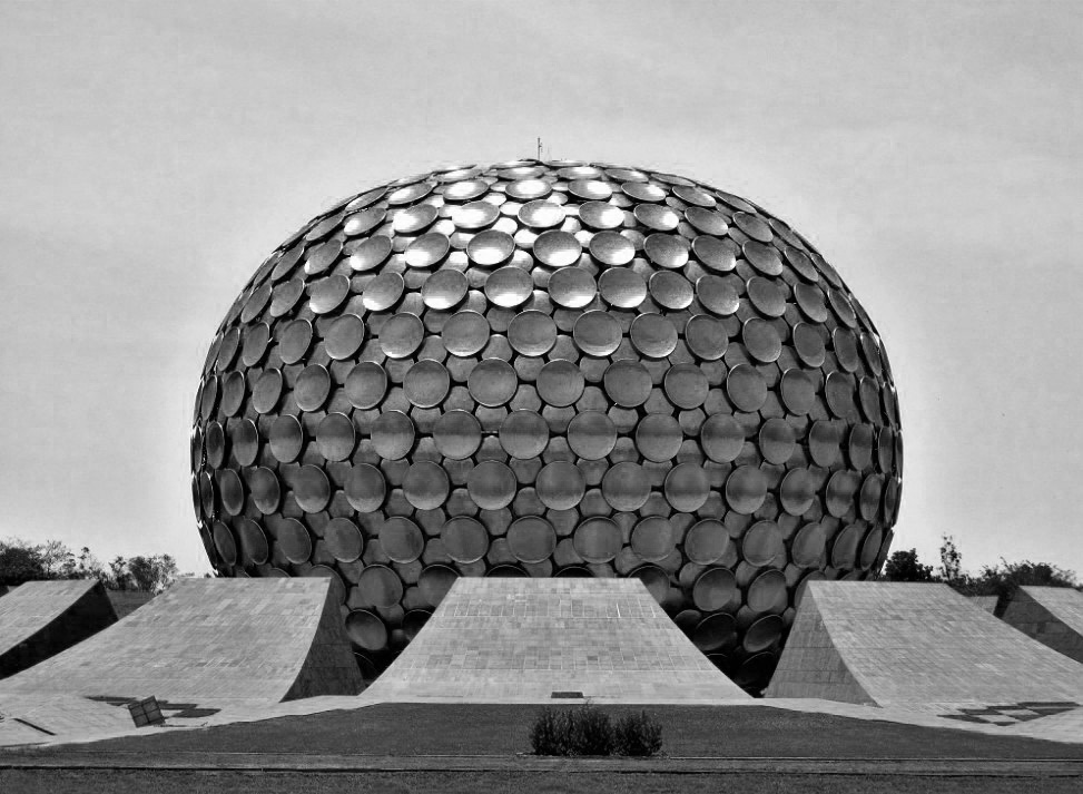 A journey of 100 years of Architecture in India   Part 02 - 1971-92 Matrimandir, Auroville