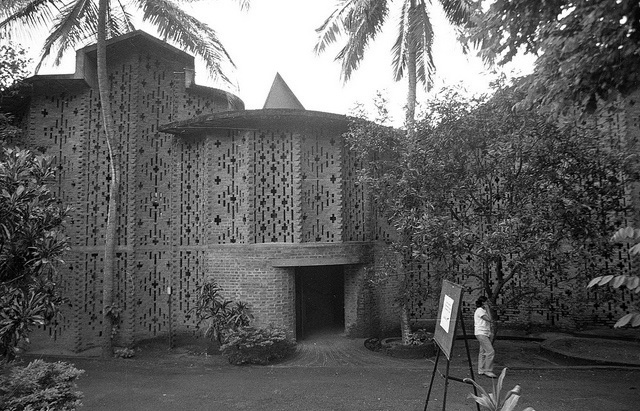 A journey of 100 years of Architecture in India   Part 02 - 1971 Centre for Development studies