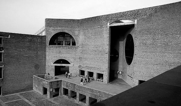 A journey of 100 years of Architecture in India | Part 02 - 1974-1979-Dining-Halls-Indian-Institute-of-Management