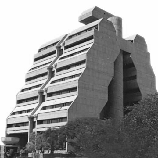A journey of 100 years of Architecture in India | Part 02 - 1974-78 NCDC Building, New Delhi